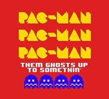PACMAN/Jumpman Ghosts Unisex T-Shirt
