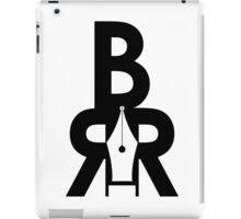 Battle Rap Résume Logo iPad Case/Skin