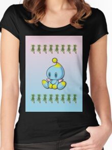 chao-kun Women's Fitted Scoop T-Shirt