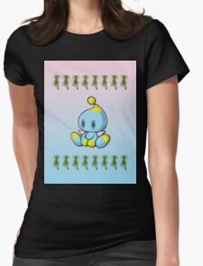 chao-kun Womens Fitted T-Shirt