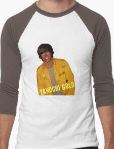 Tanuchi Gold Men's Baseball ¾ T-Shirt