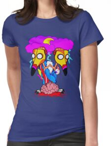 Loopy Womens Fitted T-Shirt