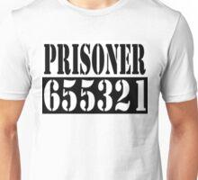 Prisoner 655321 Unisex T-Shirt