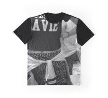 C'est la vie Graphic T-Shirt