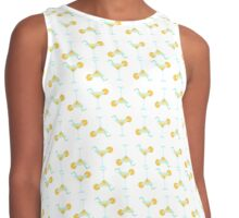 Summer Drinks Contrast Tank