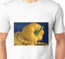 yellow paprika and beads Unisex T-Shirt