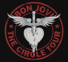 Bon Jovi Circle Tour by Deadhunter