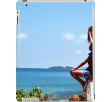 Pirate Island, let's explore new Place. You dare ?? iPad Case/Skin