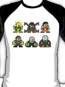 8-bit Sinister Six Spider-Man Sprite T-Shirt