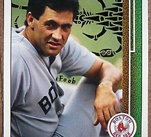 073 - Mike Boddicker by Foob's Baseball Cards