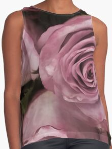Oil Roses Contrast Tank
