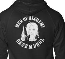 Men of Alchemy - Resembool Zipped Hoodie