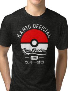 Kanto Official - Pokémon Tri-blend T-Shirt