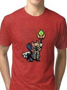 Final Boss Veigar (reupload) Tri-blend T-Shirt