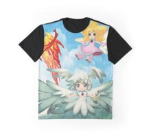 Fairy RPG Online Graphic T-Shirt