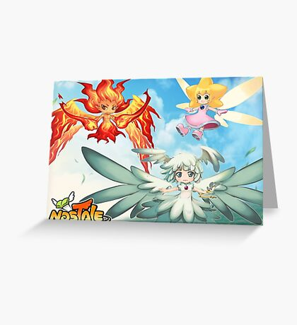 Fairy RPG Online Greeting Card