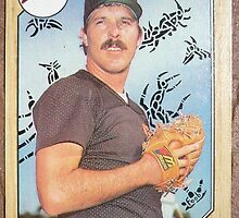 088 - Craig Lefferts by Foob's Baseball Cards