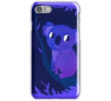 Space Koala iPhone Case/Skin