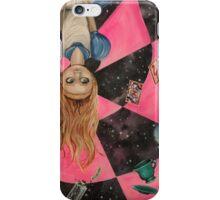 Alice Upside Down iPhone Case/Skin