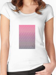 video-673236 Women's Fitted Scoop T-Shirt