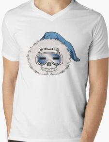 Cold As Ice Mens V-Neck T-Shirt
