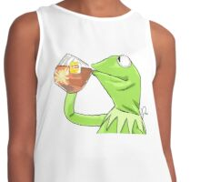 But That's None of My Business Contrast Tank