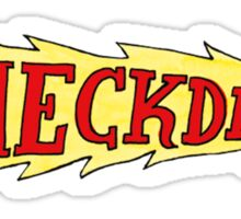 Neck Deep Comet Sticker