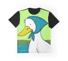 Miss Duck Graphic T-Shirt