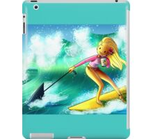 Surf Girl iPad Case/Skin