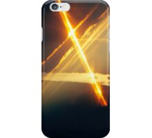 First Light at Dawn: Lens Interference 4 iPhone Case/Skin
