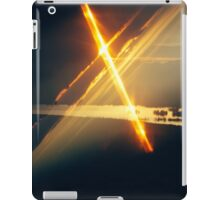 First Light at Dawn: Lens Interference 4 iPad Case/Skin