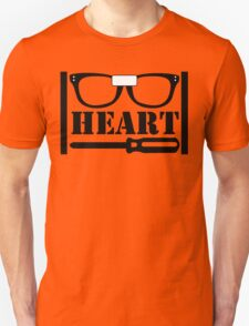 Alex Heart Piper T-Shirt