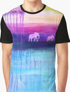 The Parallel World Graphic T-Shirt