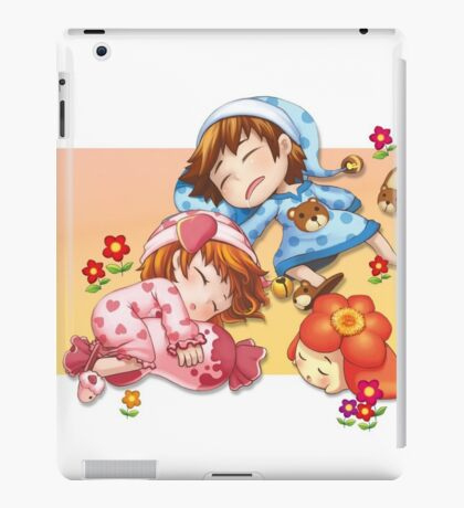 Pijama RPG Party iPad Case/Skin