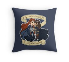 in starlight (chibi) Throw Pillow