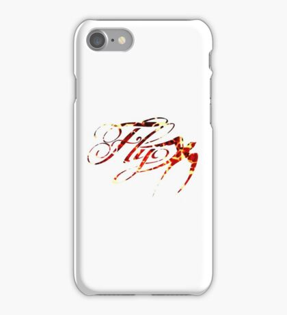 Flying in Flames iPhone Case/Skin