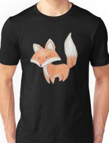 Cute Little Fox Painting Unisex T-Shirt