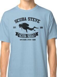 Scuba Steve Scuba Squad Classic T-Shirt