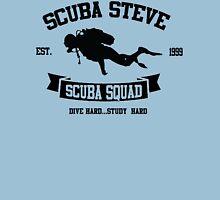 Scuba Steve Scuba Squad Unisex T-Shirt