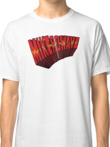 ▼▲ Mike-Ro-Wave ▲▼ Classic T-Shirt