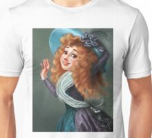 French Girl Unisex T-Shirt