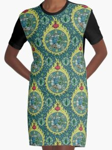 the meeting Graphic T-Shirt Dress