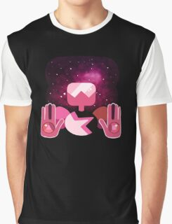 Garnet - Nebula Graphic T-Shirt