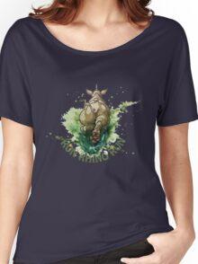 Run Rhino Run Women's Relaxed Fit T-Shirt