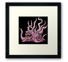 Shoggoth Framed Print