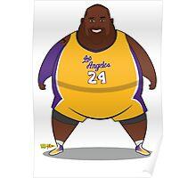 Fat Kobe - Fatamba Poster