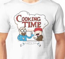 Cooking Time with Walt and Jesse Unisex T-Shirt