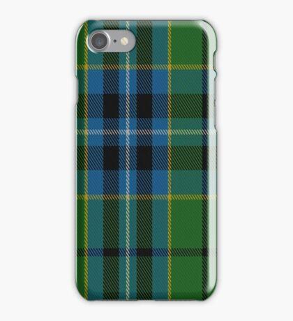 02413 Dick Tartan  iPhone Case/Skin