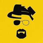 Minimal TV - Breaking Bad by Colourus