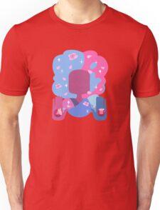 Garnet - Cotton Candy Pastel Unisex T-Shirt